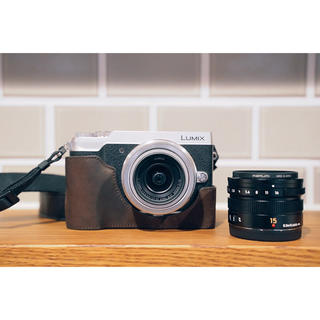 Panasonic - LUMIX DMC-GX7MK2K 標準レンズキット LEICA単焦点レンズ