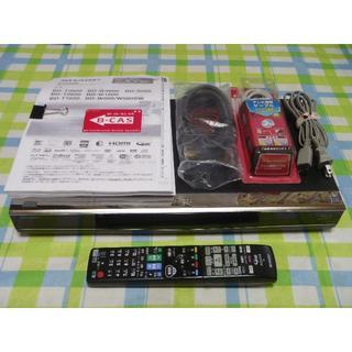 シャープ(SHARP)のゆかるん様専用 HDD新品 AQUOS ブルーレイレコーダー BD-W560(ブルーレイレコーダー)