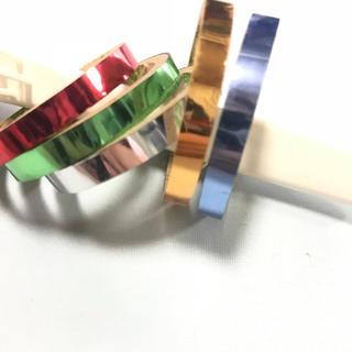メタリックテープ(テープ/マスキングテープ)