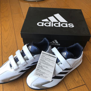 アディダス(adidas)の【新品】adidas 野球スパイク (シューズ)