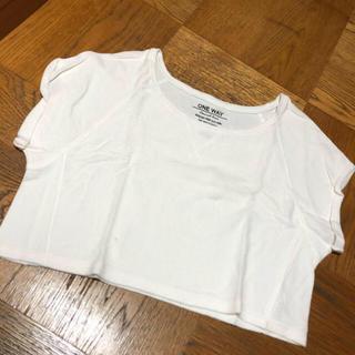 ワンウェイ(one*way)のワンウェイ パイルT(Tシャツ(半袖/袖なし))