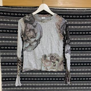 ザラ(ZARA)のZARA ロングスリーブTシャツ(Tシャツ(長袖/七分))