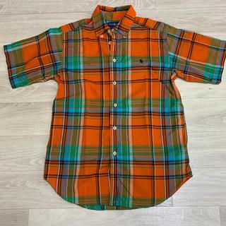 ラルフローレン(Ralph Lauren)のラルフローレン 子供服 チェックシャツ(ブラウス)