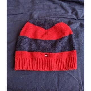 トミーヒルフィガー(TOMMY HILFIGER)のトミー ニット帽(ニット帽/ビーニー)