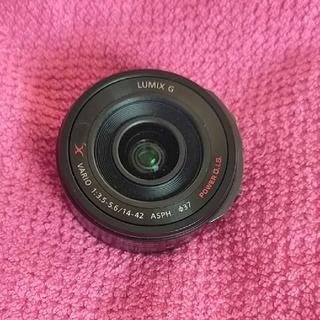 パナソニック(Panasonic)の【‼️美品‼️便利な電動ズームレンズ28-84mm Panasonic 】(レンズ(ズーム))