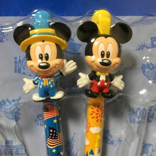 ミッキーマウス(ミッキーマウス)のディズニーリゾート ボールペン ミッキー (キャラクターグッズ)