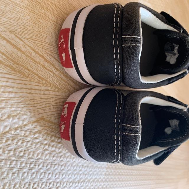 VANS(ヴァンズ)のVANS 15センチ キッズ/ベビー/マタニティのキッズ靴/シューズ(15cm~)(スニーカー)の商品写真