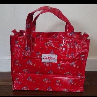 Cath Kidston - 未使用 キャスキッドソン box bag ボックスバッグ トート ハンドバッグ