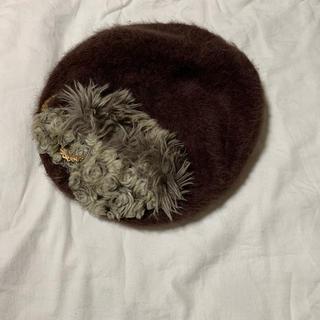 CA4LA - バラ色の帽子 ベレー