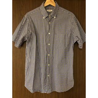 BEAUTY&YOUTH UNITED ARROWS - 半袖チェックシャツ