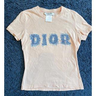 クリスチャンディオール(Christian Dior)のクリスチャン ディオール Tシャツ(Tシャツ(半袖/袖なし))