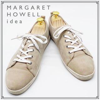 MARGARET HOWELL - S547/マーガレットハウエルアイデア スニーカー 25.5㎝ 匿名配送