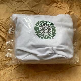 スターバックスコーヒー(Starbucks Coffee)のスターバックスコーヒー  ロゴカップ ブランケット(ノベルティグッズ)