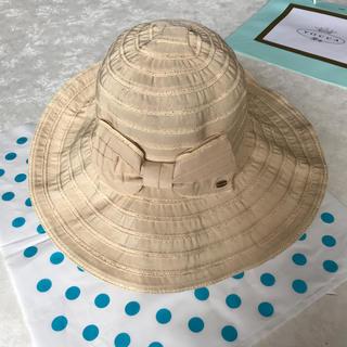 トッカ(TOCCA)のTOCCA 帽子(麦わら帽子/ストローハット)