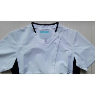 カゼン(KAZEN)の白衣スクラブ Lサイズ  【新品】(その他)