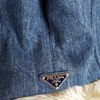 PRADA - PRADA プラダ カナパ トートバッグ 希少サイズ