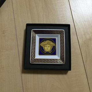 ヴェルサーチ(VERSACE)のversace ヴェルサーチ 小物置き 灰皿 インテリア ベルサーチ 未使用(その他)