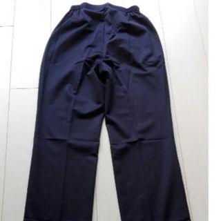 カゼン(KAZEN)の白衣スラックス Lサイズ 【新品】(ワークパンツ/カーゴパンツ)