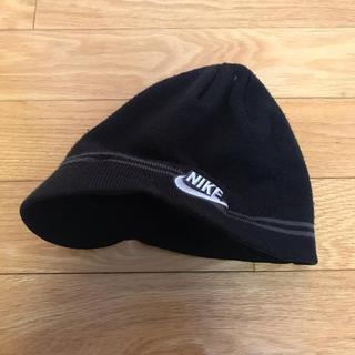 ナイキ(NIKE)のNIKE  ナイキ ニット帽 キャップニット帽(帽子)