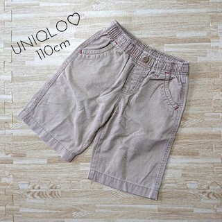 UNIQLO - UNIQLO*Sサイズ*ハーフパンツ*110cm~125cm