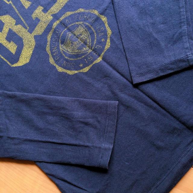 GAP(ギャップ)のギャップ  GAP ロングTシャツ 130〜140 キッズ/ベビー/マタニティのキッズ服男の子用(90cm~)(Tシャツ/カットソー)の商品写真