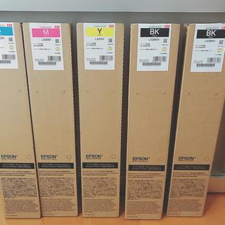 エプソン(EPSON)のEPSON LX-10050MF用 4色、全5本 新品未使用、未開封(OA機器)