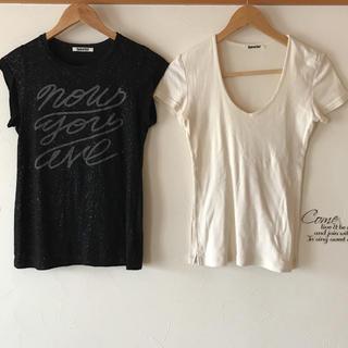SPIRAL GIRL - Tシャツ2枚セット
