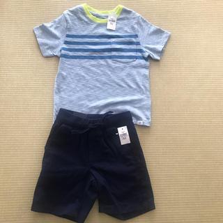 babyGAP - GAP Tシャツ短パンセット 105cm