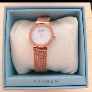 SKAGEN - 美品 スカーゲン SKAGEN 腕時計 レディース