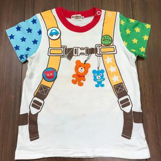 ホットビスケッツ(HOT BISCUITS)のホットビスケッツ Tシャツ 90㎝(Tシャツ/カットソー)