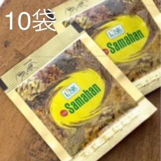 アーユルヴェーダ【サマハン 10袋】スパイスティーハーブティー(茶)