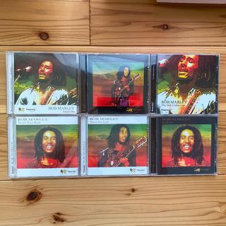【値下げ】ボブマーリー CD6枚セット(ワールドミュージック)