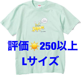シュプリーム(Supreme)の【Lサイズ】Supreme Daniel Johnston flog tee(Tシャツ/カットソー(半袖/袖なし))