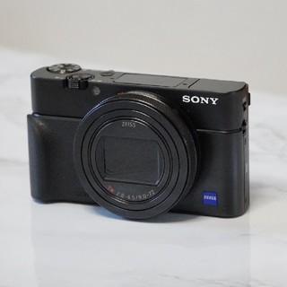 ソニー(SONY)のSONY Cyber-shot DSC-RX100M6(コンパクトデジタルカメラ)