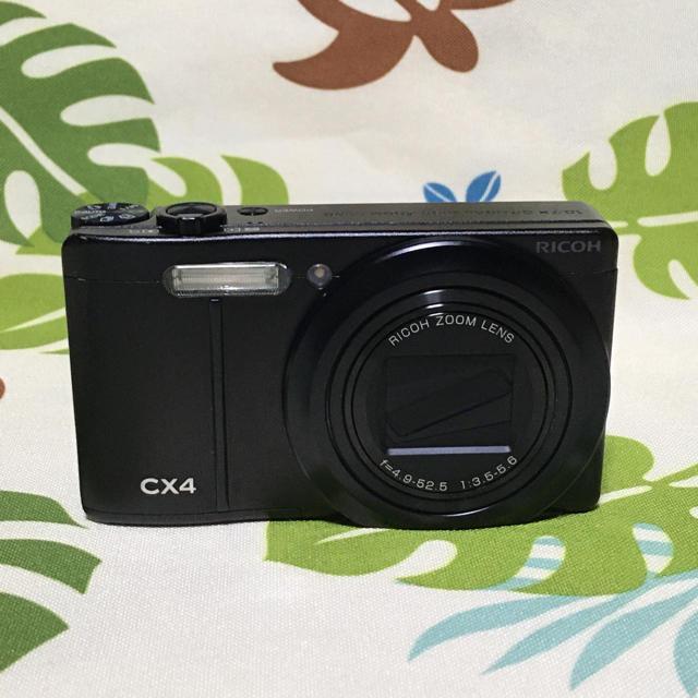 RICOH(リコー)の☆RICOH スマホ/家電/カメラのカメラ(コンパクトデジタルカメラ)の商品写真