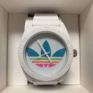 アディダス(adidas)の【美品】adidas アディダス アナログ 時計 ADH2916(腕時計(アナログ))
