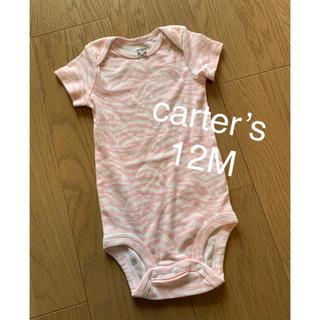 カーターズ(carter's)の新品♡carter's ロンパース 12M (ロンパース)