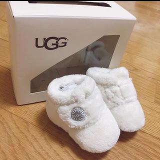 アグ(UGG)のUGG*ベビーシューズ*9センチ 新品未使用(スニーカー)