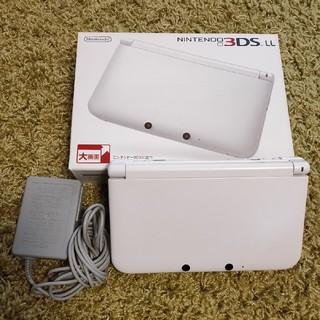 ニンテンドー3DS - Nintendo 3DS  LL 本体 ホワイト