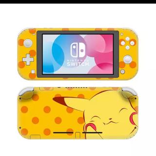 ニンテンドースイッチ(Nintendo Switch)のSwitch lite 保護スキンシール (その他)