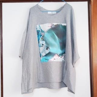 オータ(ohta)の【new!】balmung オーバーサイズビックTシャツ(gray)(Tシャツ/カットソー(半袖/袖なし))