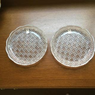 トウヨウササキガラス(東洋佐々木ガラス)の新品 ササキクリスタル カットガラス ペアセットで 1200円(食器)