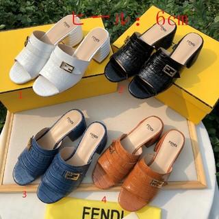 FENDI - FENDI  サンダル 22.5cm-25cm