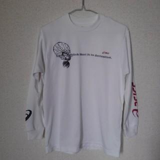 asics - 部活バスケ 長袖Tシャツ