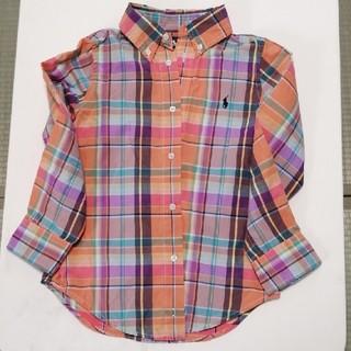 ラルフローレン(Ralph Lauren)のラルフローレン キッズシャツ100〜110(ブラウス)