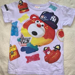 ジャム(JAM)のTシャツ ジョイフルモンスター 130サイズ(Tシャツ/カットソー)