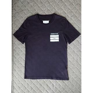Maison Martin Margiela - 19ss Maison Margiela STEREOTYPE Tシャツ 48