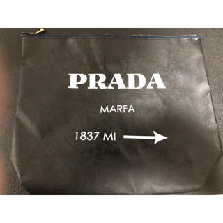 PRADA - PRADA パロディ クラッチバッグ セカンドバッグ