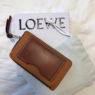 LOEWE - LOEWE カードコインケース