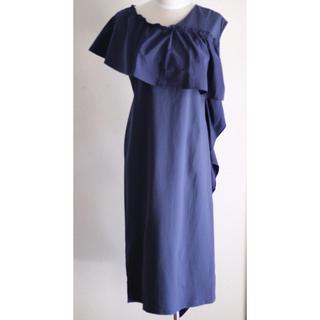 LE CIEL BLEU - LE CIEL BLEU ルシェルブルー ワンピース ドレス